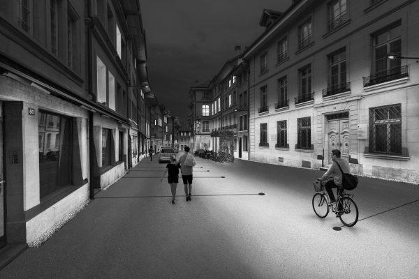 Concours, ville de Fribourg, requalification du bourg - Place à la ville!