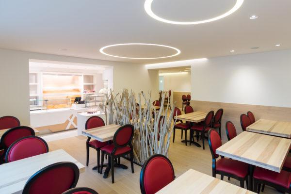 Maison Riekehr et Boulangerie/ Pâtisserie Rougemont